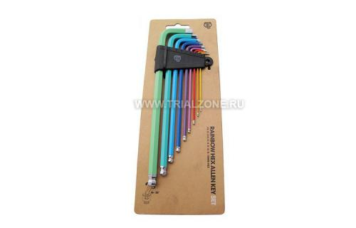 BLB Rainbow Hex Allen Key